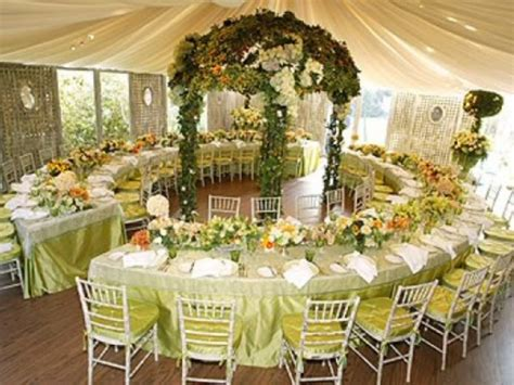 wedding hall decorations ideas