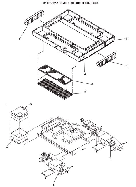 caravansplus spare parts diagram dometic b3254 roof