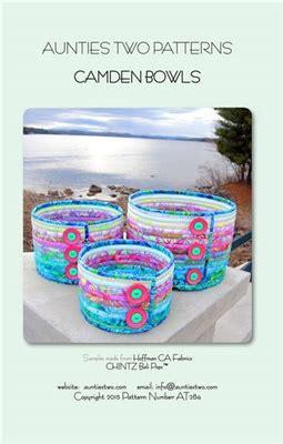 camden bowls pattern  auntie
