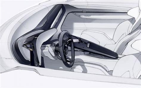 Porsche Mission E Sketches by Porsche Mission E Is A Sleek Futuristic Ev Car Design