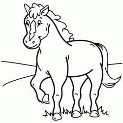 pferde 11 ausmalbilder