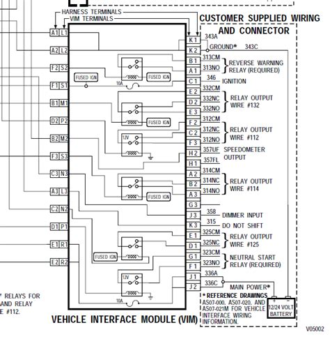 allison 2200 transmission wiring diagram allison