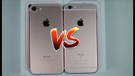 iphone 7 vs iphone 6s silva ft papai silva
