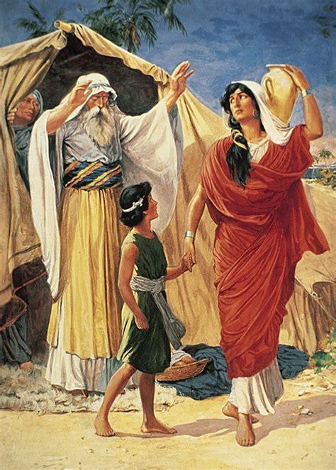abraham isaac and his son ktemoc konsiders did abraham sacrifice ishmael