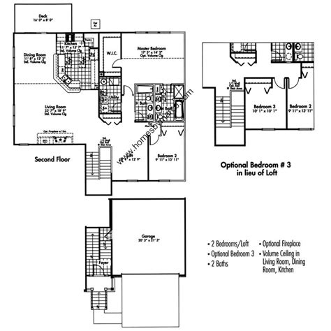 canterbury floor plan canterbury model in the canterbury place subdivision in algonquin illinois homes by marco