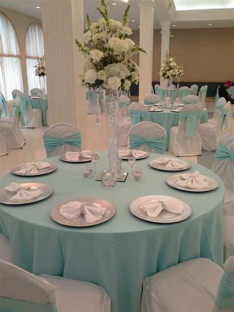 quinceanera simple themes best 65 tiffany blue quinceanera images on pinterest