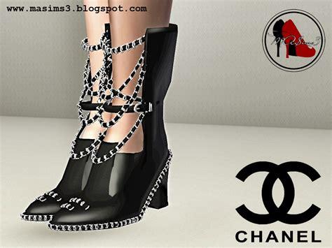 Home Decor Magazines my sims 3 blog chanel chain boots by mrantonieddu