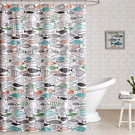 sublime fish shower curtain decorating ideas for bathroom 39 best little bathroom project images on pinterest