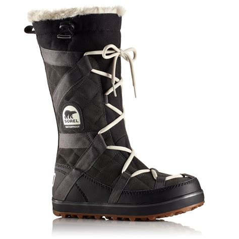 sorel glacy boot sorel s glacy explorer boot free shipping at 49