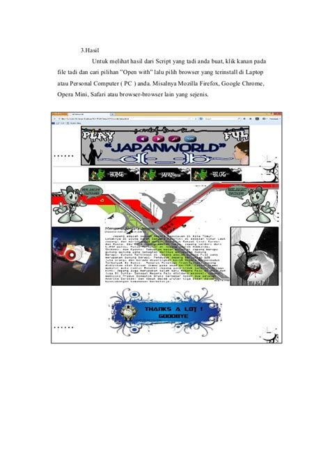 tutorial membuat web html dengan notepad tutorial pembuatan aplikasi website beserta databasenya