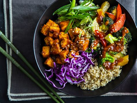 favourite veggie bowl recipes    healthy