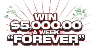 Publishers Clearing House Twitter - publishers clearing house 5000 a week for life
