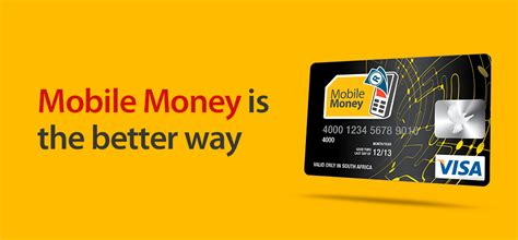 mtn mobile money mtn launches visa card zimbos to send money home cheaply