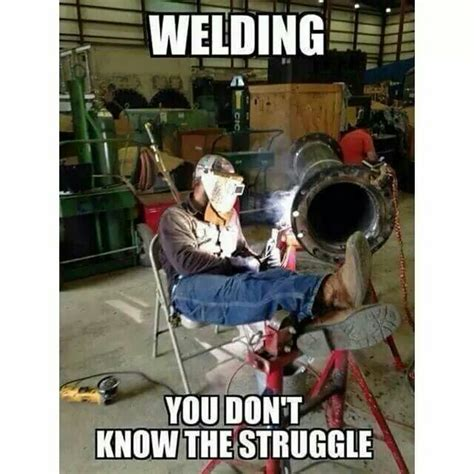 Funny Welder Memes - too much stress welding is a lifestyle pinterest