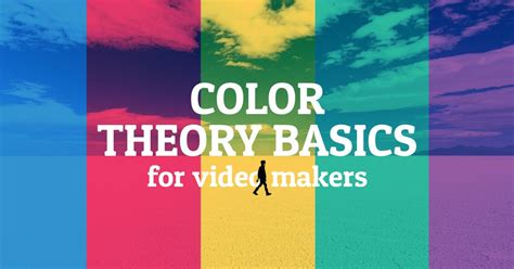 color theory basics  video makers biteable