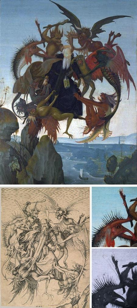 Torment Of St Anthony By Essay by Torment Of Anthony Mfawriting608 Web Fc2