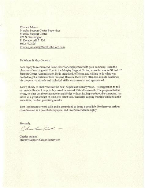 kpmg reference letter