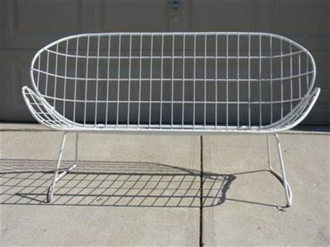 wire bench through the french eye of design november 2009