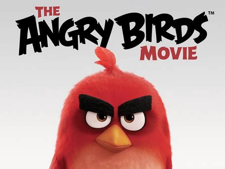 angry birds movie poster 18 of 27 imp awards that sneak peek moment in the angry birds movie trailer