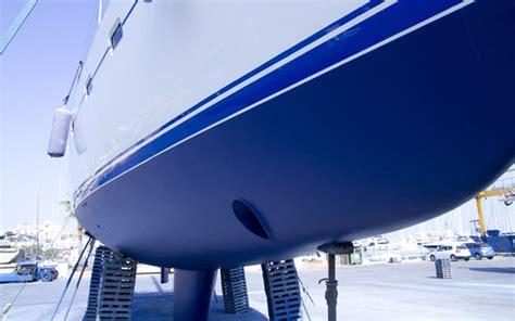 levensduur polyester boot polyester reparatie sloep antifouling schade