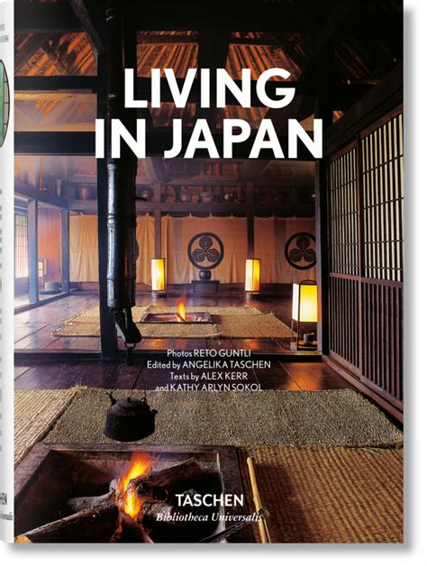 libro living in japan living in japan bibliotheca universalis libros taschen