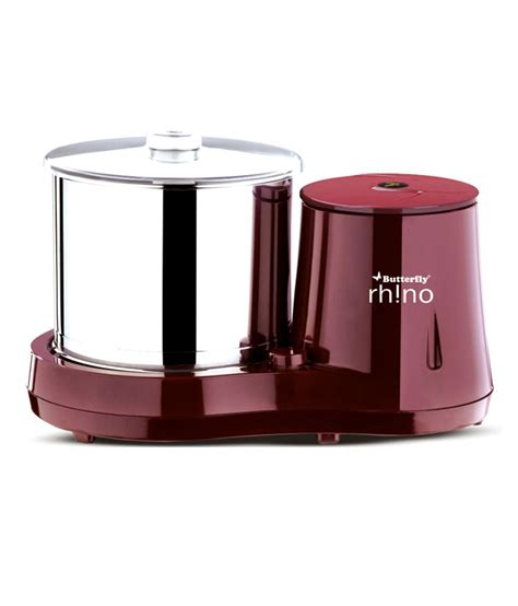 Butterfly Rhino Table Top Wet Grinder Price In India Buy Table Top Grinder