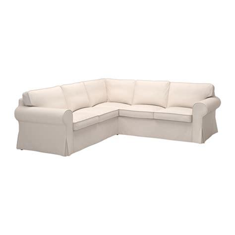 Ektorp Sectional 4 Seat Corner Lofallet Beige Ikea Ektorp Sofa Sectional