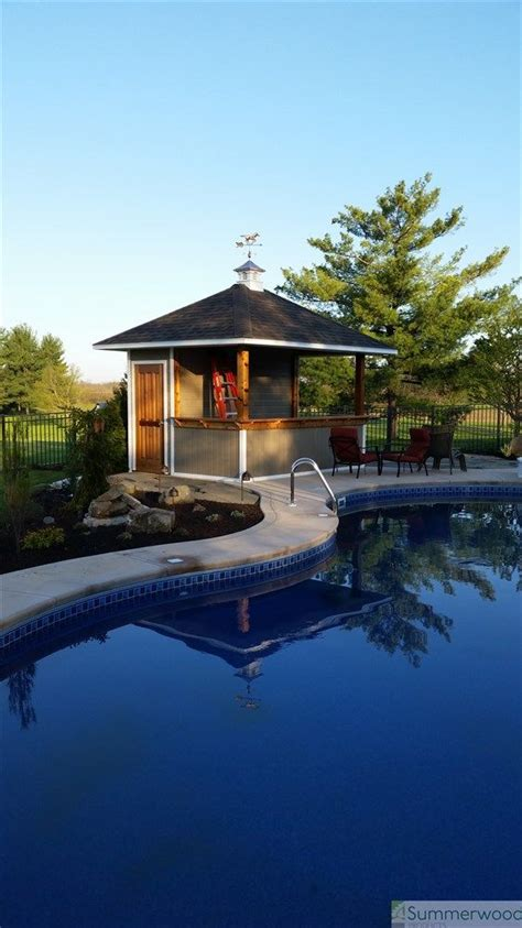 pool house cabana 89 best pool cabanas and pool houses images on pinterest
