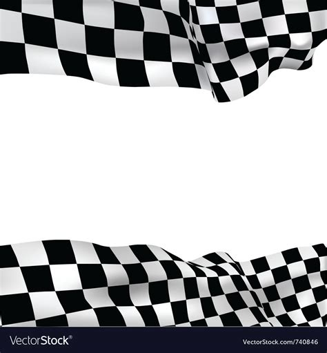 checkered flag background background checkered flag royalty free vector image