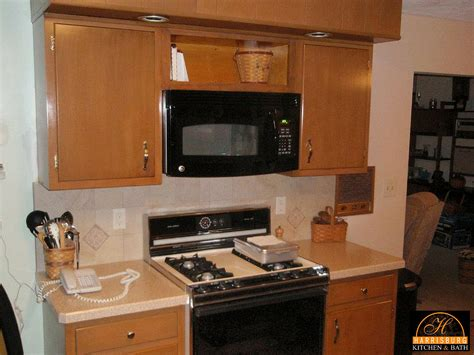 over the range microwave without retrofitting kitchen for over the range microwave