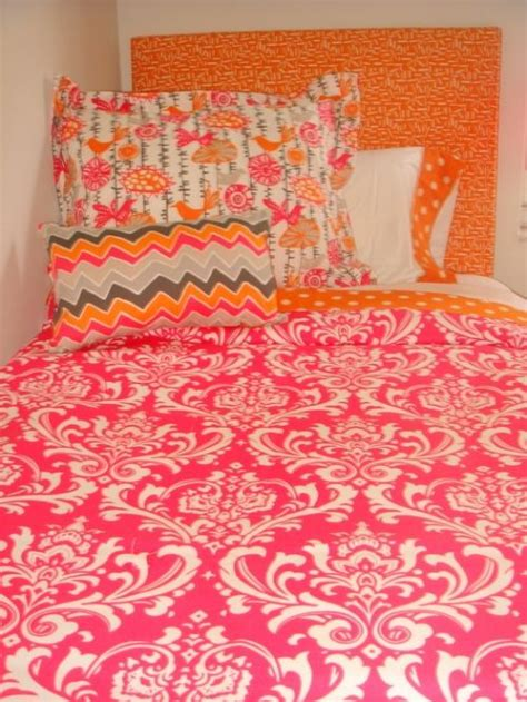 orange and pink bedding 17 best images about orange and pink rooms on pinterest