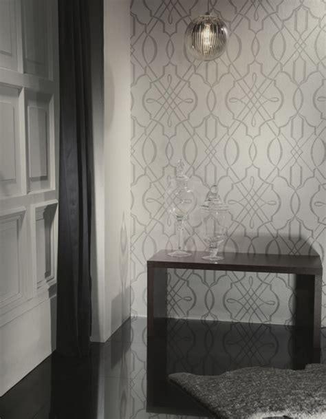 wallpaper trends geometric trellis wallpaper