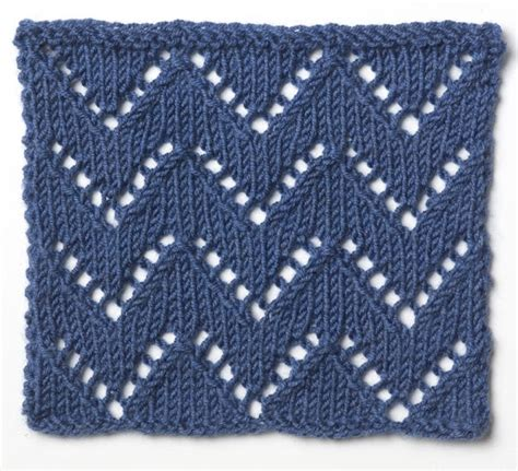 chevron knit pattern 185 best images about new crochet stitches to try on