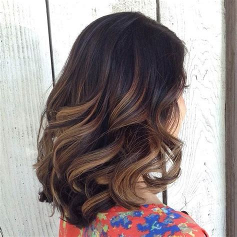 long brown hairstyles with parshall highlight how to go 47 hot long bob haircuts and hair color ideas big bouncy