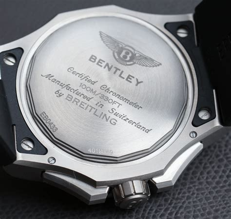 breitling bentley back breitling bentley back pixshark com images