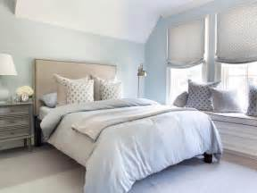 blue and gray bedrooms transitional bedroom