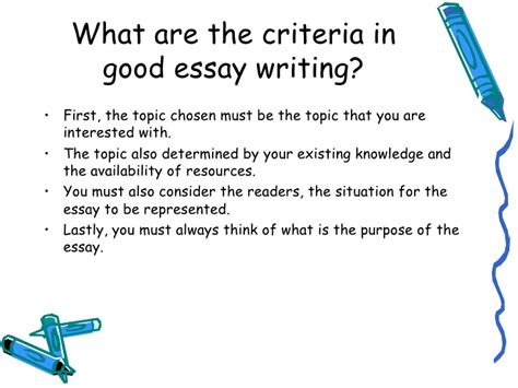 What Is A Essay by Writing Essays