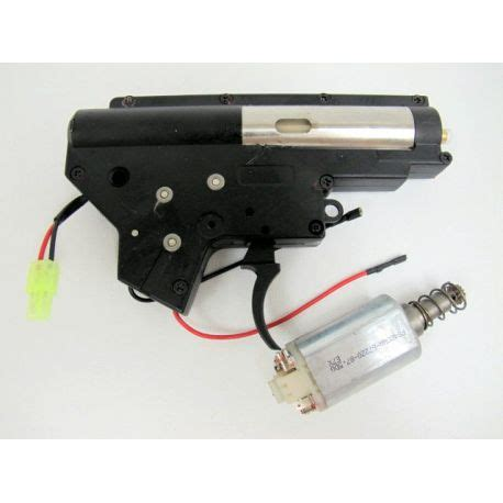 M14 Gearbox Shell Cyma phenix airsoft airsoft store cyma gearbox m14 complate