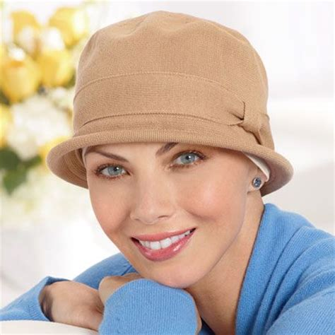 tips on how to wear a hat for coping with hair