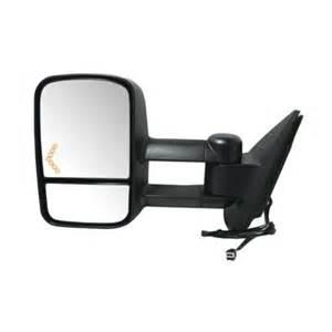 chevy silverado towing mirrors extendable at auto