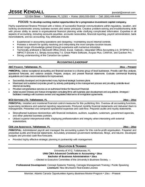 Sle Resume For Principal Resume Sles Customer Service Manager Cover Letter For Receptionist At A Hospital Argument