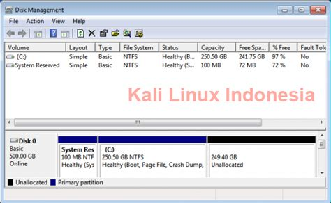 Membangun Jaringan Komputer Pengguna Windows Dan Linux Dvd cara dual boot kali linux dengan windows teknik komputer dan jaringan