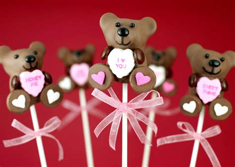 valentines day cake pops booking s day gift ideas
