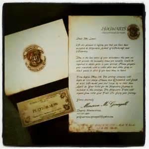 uniquely grace harry potter invitations delivered owl post harry potter post 1