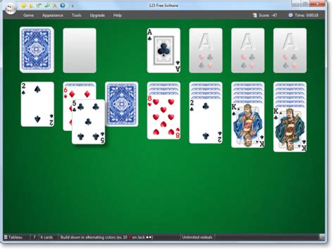 free download games solitaire full version 123 free solitaire free download and software reviews
