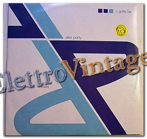 alex u gotta be disco mix www elettrovintage it antiquariato e restauro
