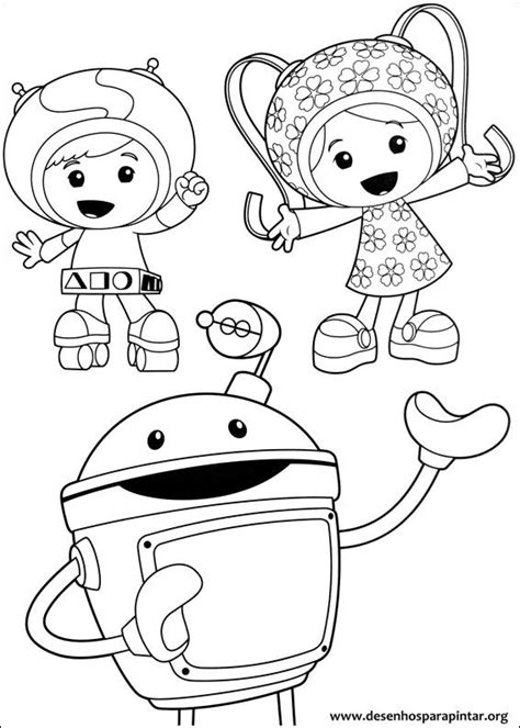 nick jr printables team umizoomi coloring pages all ages index umizoomi nick jr desenhos para imprimir colorir e pintar