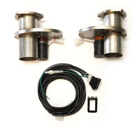 Dougs Plumbing by Dougs Headers Dec300a Exhaust Cut Out Electric Bolt On 3 In Pipe Diameter Hardware Wire
