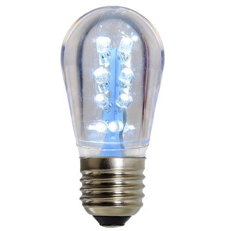 Plastic Light Bulb by S14 White Led Plastic Light Bulb