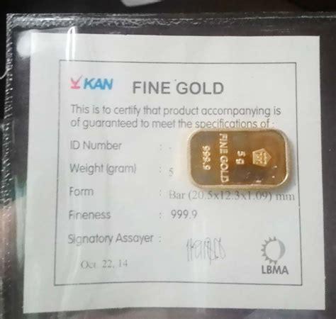 Beli Emas Pegadaian pengalaman kurang mengenakkan beli emas di pegadaian 78